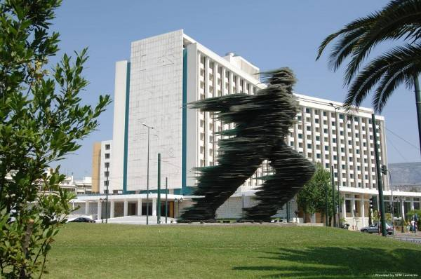 Hotel Athens Hilton