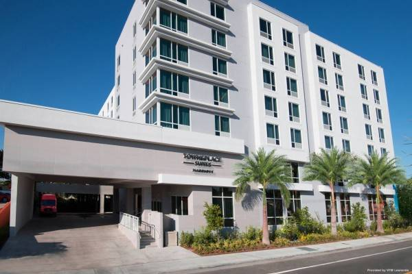 Hotel TownePlace Suites Miami Airport