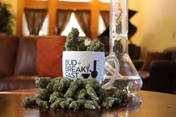 Hotel Bud+Breakfast at The Adagio