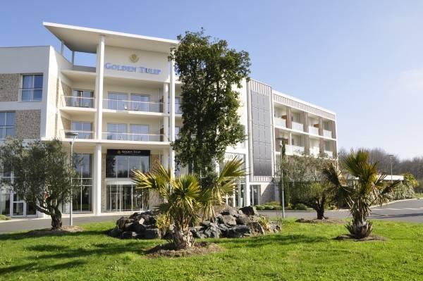 Hotel Golden Tulip Nantes Carquefou Résidence de tourisme