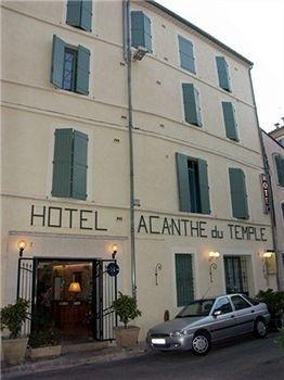 Hotel Acanthe du Temple