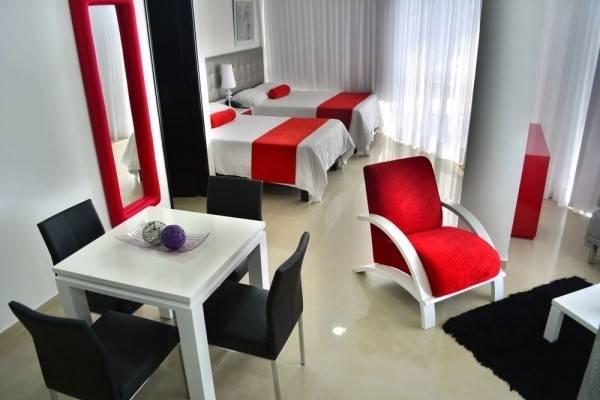 Hotel Monterosa Apartamentos Amoblados
