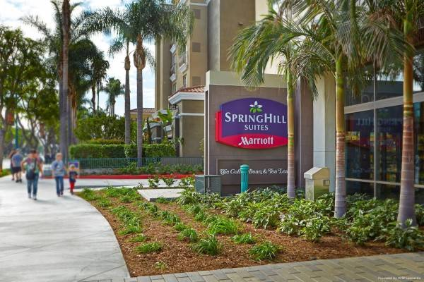 Hotel SpringHill Suites at Anaheim Resort/Convention Center