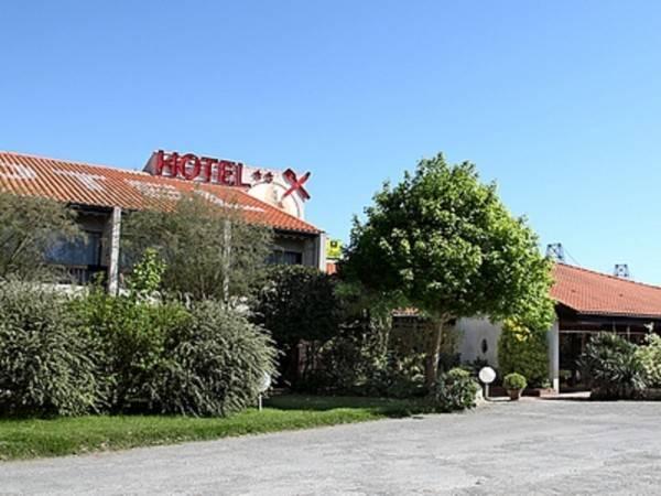 Hotel La Belle Poule Logis