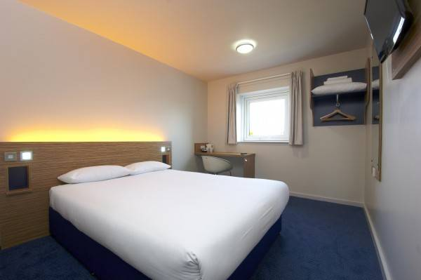 Hotel TRAVELODGE LEICESTER MARKFIELD