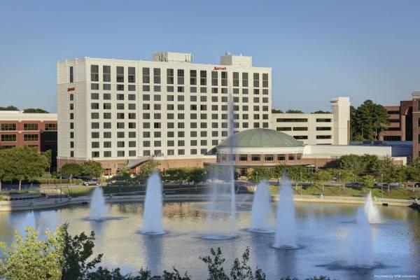 Hotel Newport News Marriott at City Center