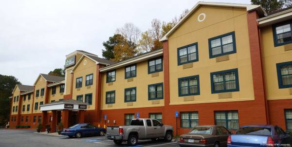 Hotel EXTENDED STAY AMERICA ROCK MIL