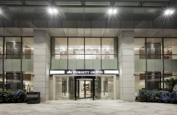 Hotel Dorsett Chengdu