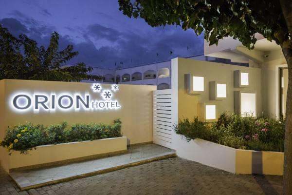 Orion Hotel Faliraki