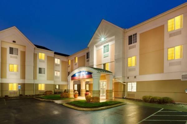 Hotel Candlewood Suites WINDSOR LOCKS BRADLEY ARPT