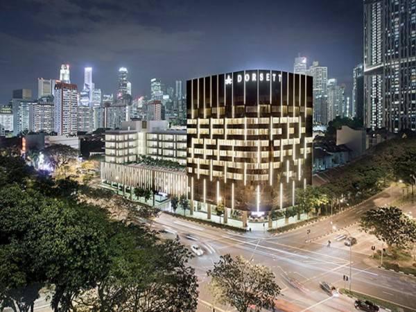 Hotel Dorsett Singapore