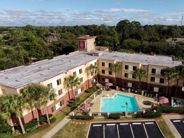 Hotel Red Roof Palm Coast