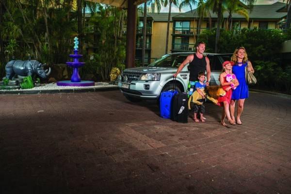 Hotel Paradise Resort Gold Coast
