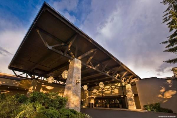 Hotel Seattle Airport Marriott