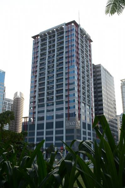 Hotel The Luxe Residences