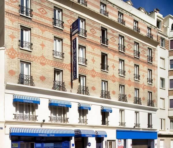 Hotel ibis Styles Paris Place dItalie Butte-aux-Cailles