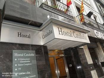 Hotel Hostal Cataluña