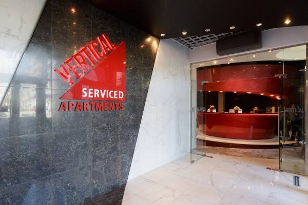 Hotel Vertical Serviced Apartments