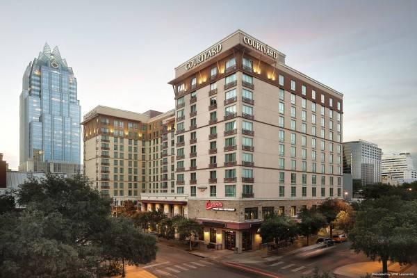 Hotel Courtyard Austin Downtown/Convention Center