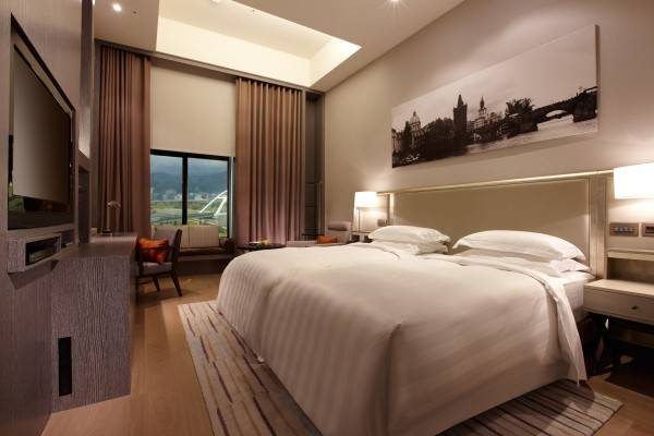 Hotel City Suites Taipei Nandong