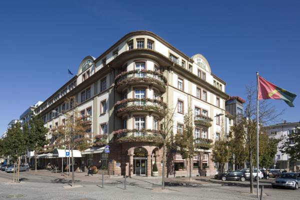 Le Grand Hotel Bristol