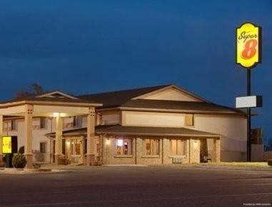 Hotel Super 8 by Wyndham Tucumcari