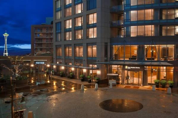 Hotel PAN PACIFIC SEATTLE