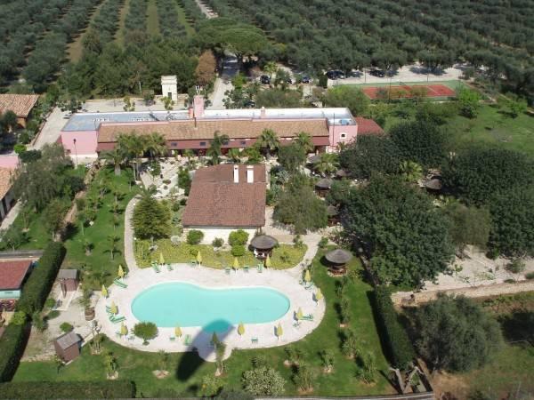 Hotel Masseria Pisciani