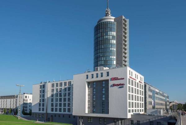 Hotel Hampton by Hilton Munich City West