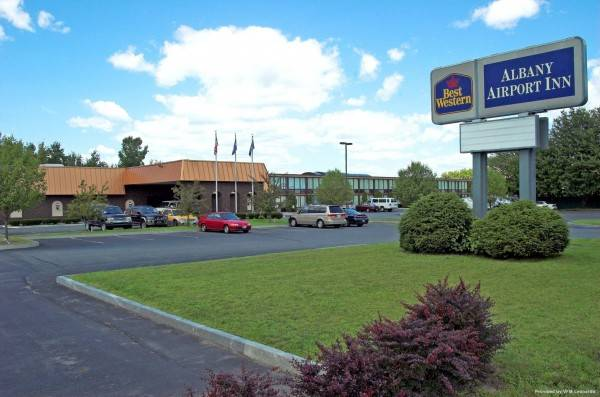 Hotel SURESTAY PLUS BY BW ALBANY AIRPORT