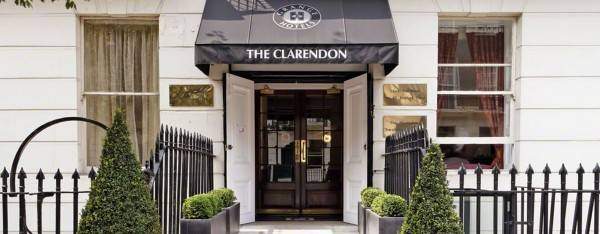 The Clarendon A Grange Hotel