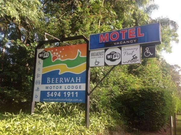 Hotel Beerwah Motor Lodge