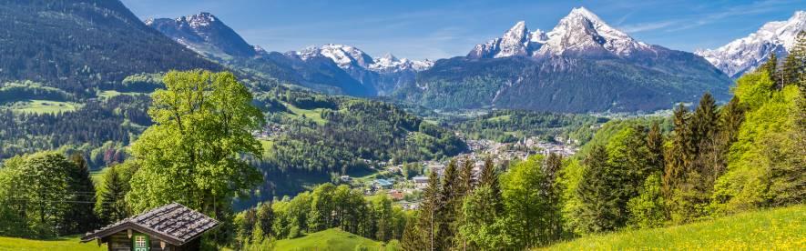 Sommerurlaub mit HRS, Beste Unterkünfte, Günstiger Preis, die Alpen warten auf Sie!