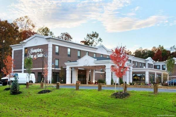 Hampton Inn and Suites Hartford-Farmington