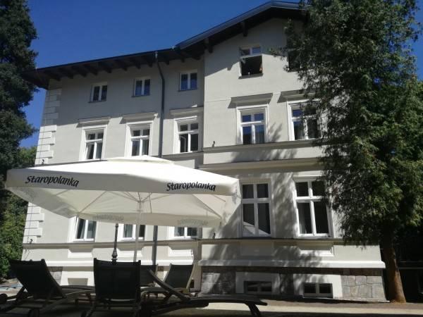 Hotel Willa Mała Pieniawa