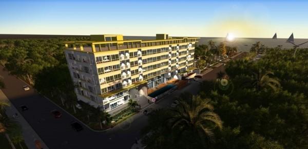 Hotel Buritara Resort Condo Bangsaen