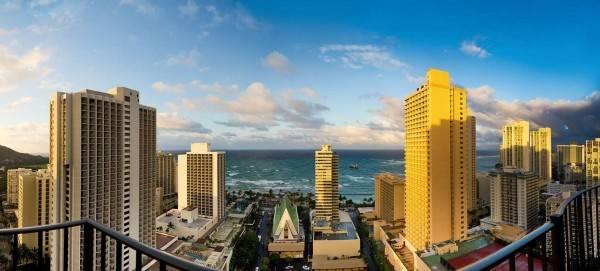 Hotel Hilton Waikiki Beach