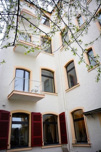 Hotel Am Landeshaus Garni