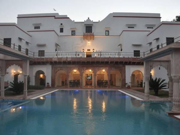 Hotel Chandra Mahal Haveli - An Amritara private hideaways