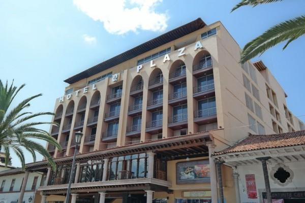 Hotel Plaza Uruapan