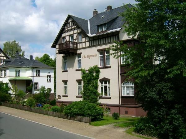 Hotel Villa Agnesruh