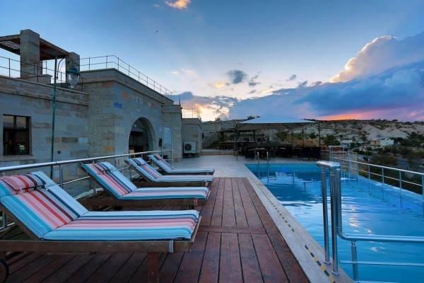 Hotel Doors Of Cappadocia