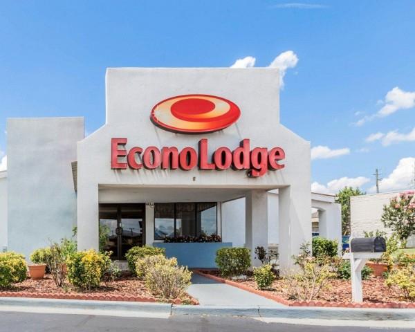 Hotel Econo Lodge Oxford