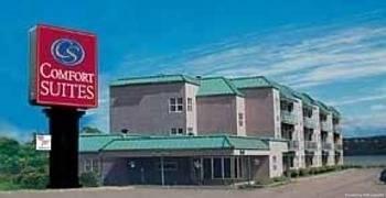 Hotel Quality Suites Ste Anne de Beaupre