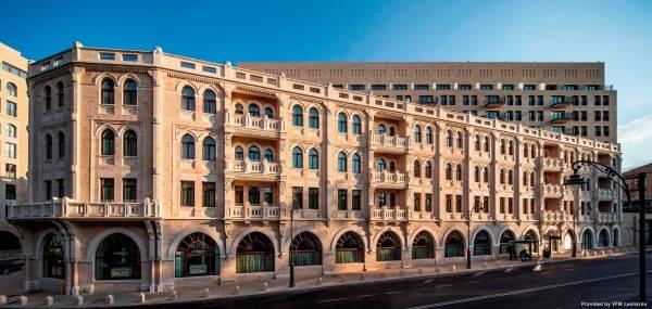 Hotel Waldorf Astoria Jerusalem