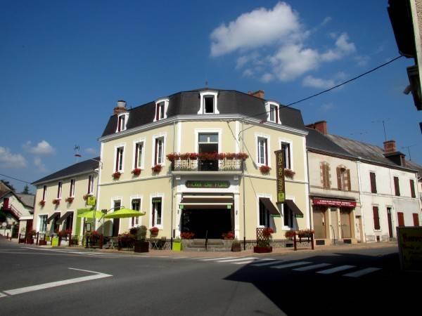 Hotel de Paris Logis