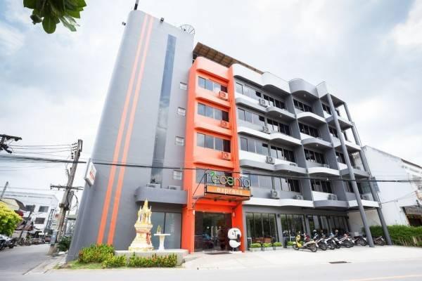 Hotel Recenta Express Phuket Town