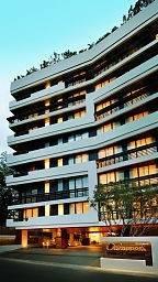Hotel Oakwood Residence Sukhumvit Thonglor Bangkok