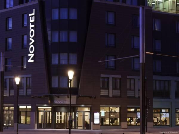 Hotel Novotel Paris Saint-Denis Stade Basilique