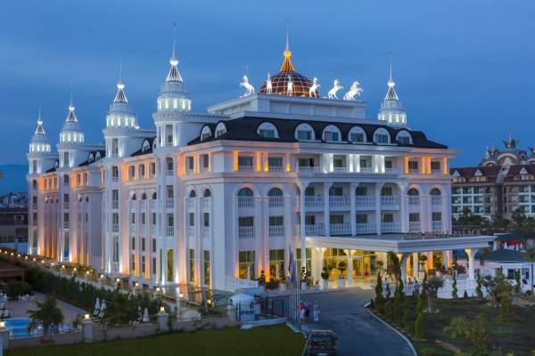Side Royal Palace Hotel & Spa - All Inclusive